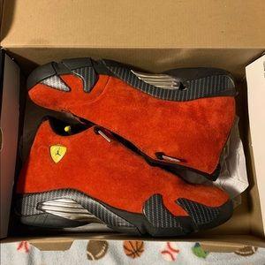 Jordan 14 Ferrari